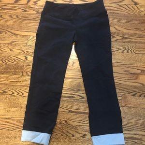 Splits59 cropped leggings, size medium